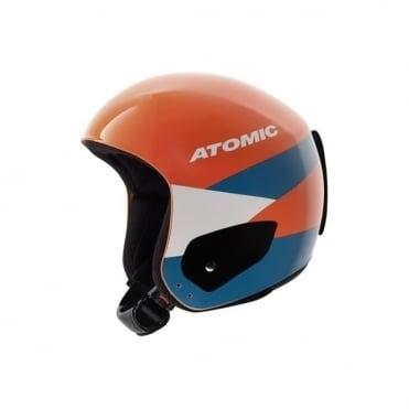 Atomic Ski Race Helmet Redster WC Orange FIS Conform