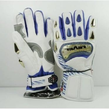 Sq Cf Glove - White/Blue