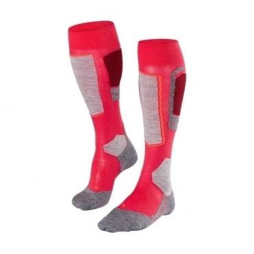 Wmns Sk4 Ski Socks - Rose Pink