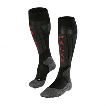 Wmns Sk5 Ski Socks - Black