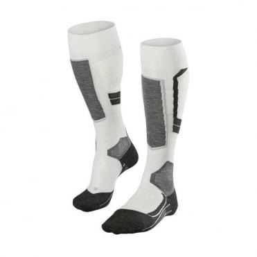 Wmns Sk4 Ski Socks - Off White