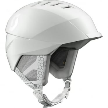Coulter Helmet - Matt White