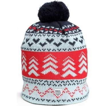 Black Crows Beanie Bolivia Red/Black/Grey