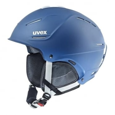 P1us Pro Helmet - Navy/White Matt