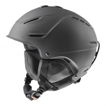 P1us Pro Helmet - Black-gun Matt