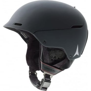 Automatic Lf 3D Helmet - Black