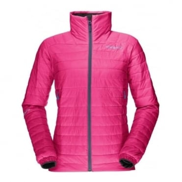 Womens Mid Layer Falketind Primaloft 60 Jacket - Pink