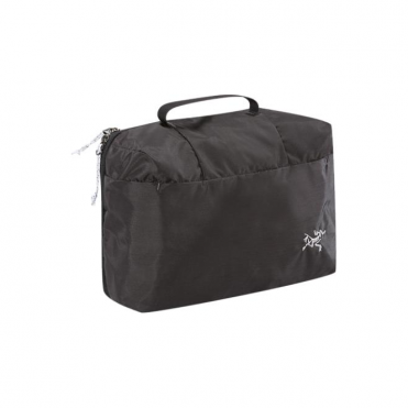 Index 5 - 5L Lightweight Storage Organiser Bag - Carbon Black