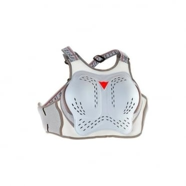 Wmns Action Chest Protection - White