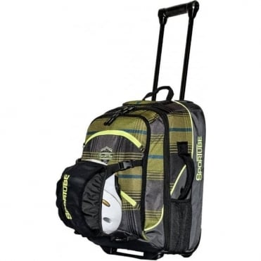 Sportube Cabin Cruiser 35L Wheelie Boot and Helmet Bag