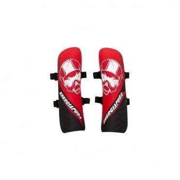 Junior Marcel Hirscher Ski Race Leg Guard Size 35cm
