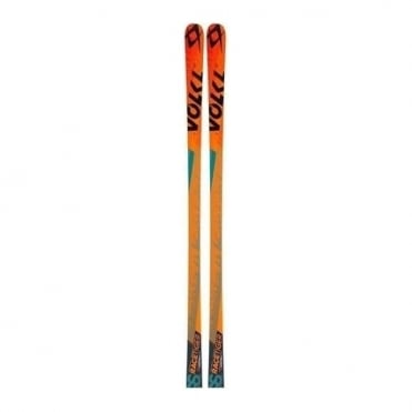 Volkl Racetiger Speedwall GS R 188cm 27.5m  (Skis Only - Requires Piston Plate & Bindings188cm) 2016
