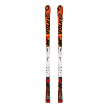Racetiger Speedwall GS RD 185cm 23m SkierCross/Masters (Skis Only - Requires Piston Plate & Tuning) 2017