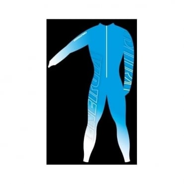 Adult Unpadded Race Catsuit Lycra BOLD Turquoise