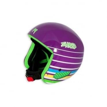 Mega Brain Bucket Lines - Purple