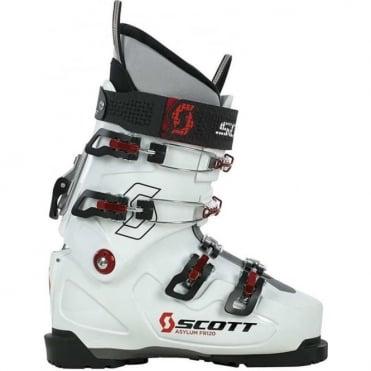 Wmns Asylum 120 FR Ski Boots - White