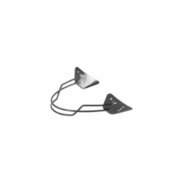 Helmet Chin Guard Strike Metal 4mm - Large