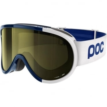 Goggle Retina Comp - Butylene Blue + Inc. Smokey Yellow and Transparent Lenses
