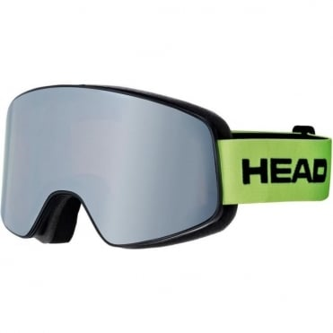 Horizon Race Downhill Goggle - Lime + Spare Lens