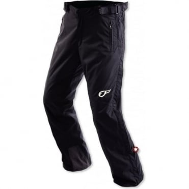 Adult NEW SUNDSVALL Full-Zip Ski Race Pants - Black