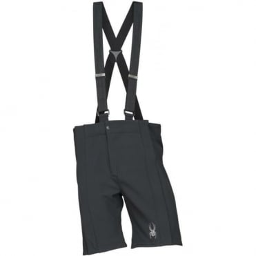 Adult Soft Shell Training Shorts - Black ( Medium only )