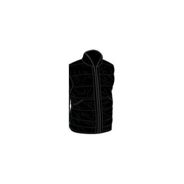 Adult Primaloft Training Vest BARR - Black