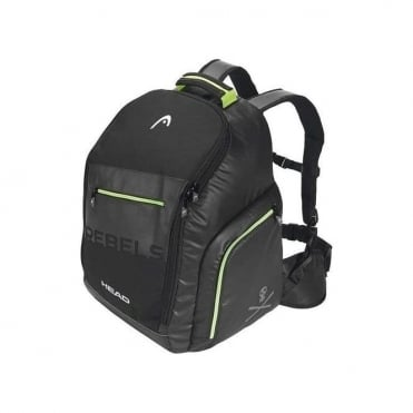 Rebels Ski Race Backpack Small 46L - Black
