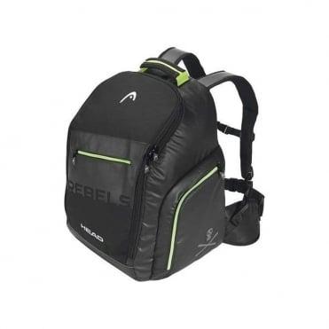 Rebels Ski Race Backpack Large 70L - Black