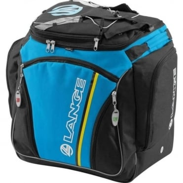 Heated Bootbag/Backpack 220v and 12dc - Black/Blue