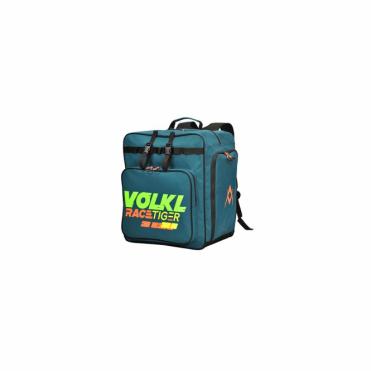 Race Helmet/Boot Backpack 45L - Fir Green
