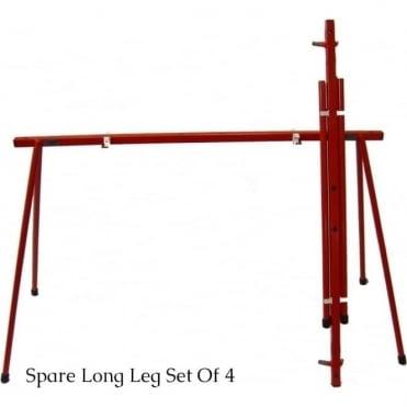 Bench Spare Long Leg Set Of 4