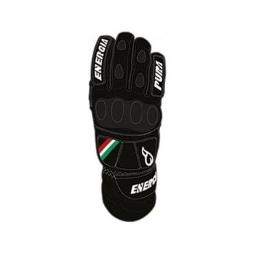 Slalom Race Gloves Black