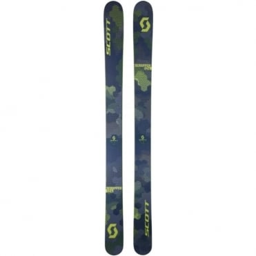 Scott Scrapper 124 Skis - 190cm (2018)