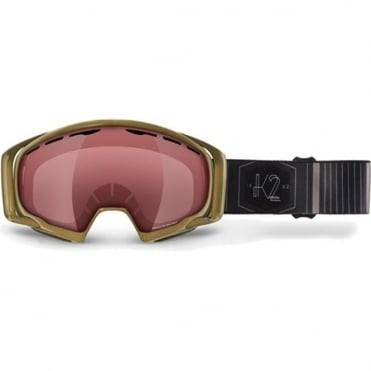 Phase Goggle - Sand / Pink Photo Gold S1-3