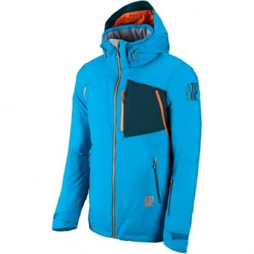 Mens Treeline 2l Light Jacket - Blue