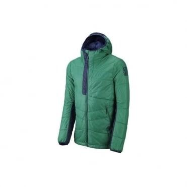 Mens Ridgeline Primaloft Hood Tech Jacket - Green