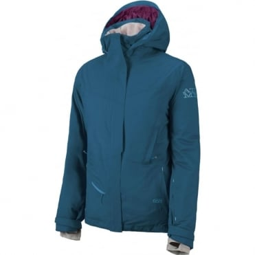 Wmns Treeline Pure Tech Jacket - Blue Navy