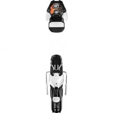 Rec. Binding N Warden 11 B90 - White/Black/Orange