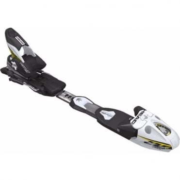 Tyrolia Freeflex Pro 20x RS Downhill Ski Bindings with 85mm brakes - White/Black