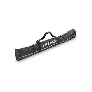 Double Ski Bag Extendable 170 cm to 195cm