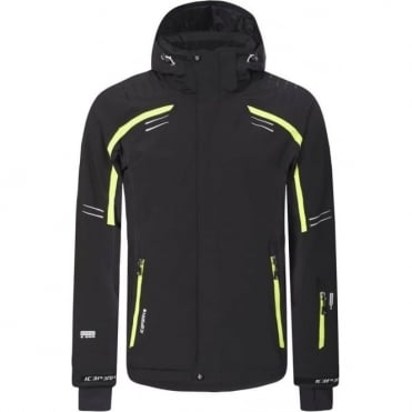 Men's Maro Jacket - Black