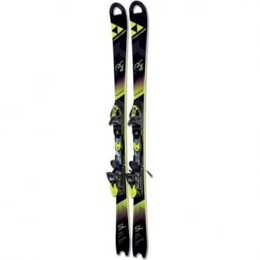 RC4 WC/EC SL WCP CURV BOOSTER Slalom Race Skis 158cm Skis Only (2018)