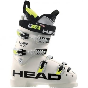 Race Ski Boots Raptor B2 Rd ( 140-160 Flex ) White