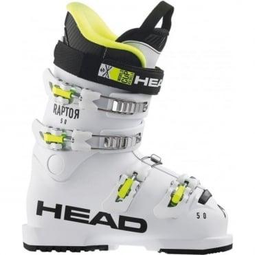 Ski Boots Junior Raptor 50 White