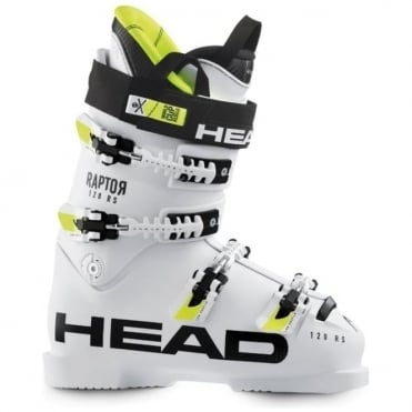 Race Ski Boots Raptor 120s Rs White