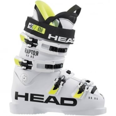 Ski Boots Junior Raptor 80 Rs White