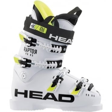 Junior Ski Boots Raptor 90S RS - White