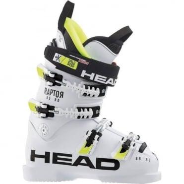 Race Ski Boots Raptor B5 RD ( 100- 110 Flex ) White