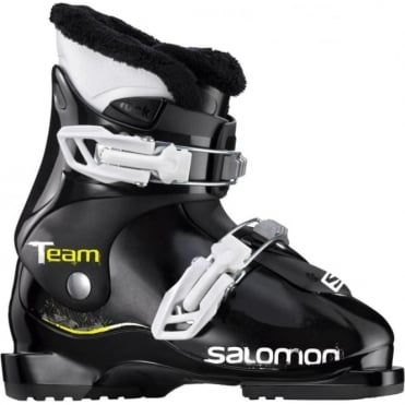 Junior Ski Boots Team Flex 30 - Black