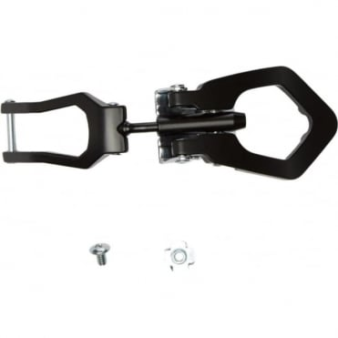 Ski Boot Spare FTE Middle/Top Buckle Kit